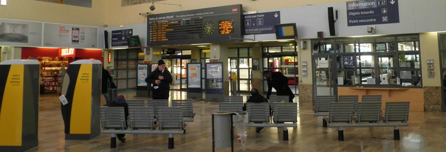 Gare Brest