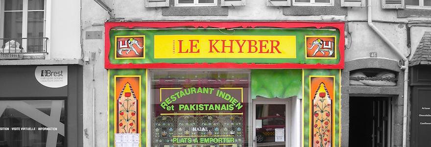 Restaurant Le Khyber